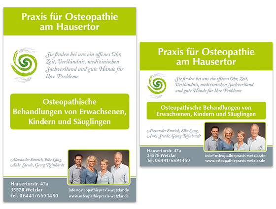 Osteopathiepraxis am Hausertor