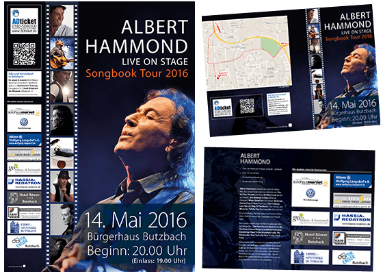 Konzert Albert Hammond